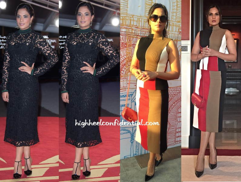 richa-chadha-ferragamo-marrakech-international-film-festival