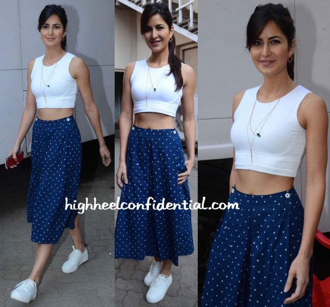 Katrina Kaif Wears Bodice To Fitoor Promotions-2