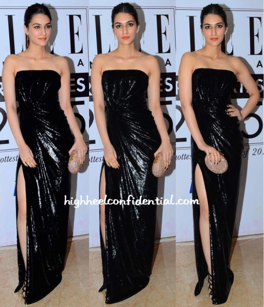 Kriti Sanon In Monisha Jaising At Elle Graduates 2016-1