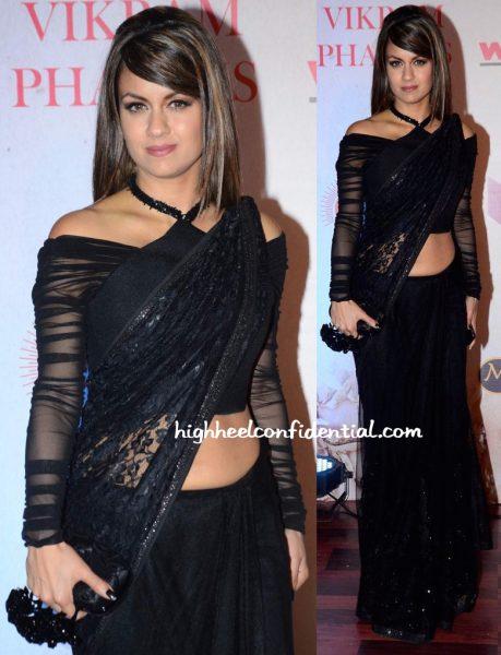 Natasha Poonawala At Vikram Phadnis' 25th Anniversary Show-1