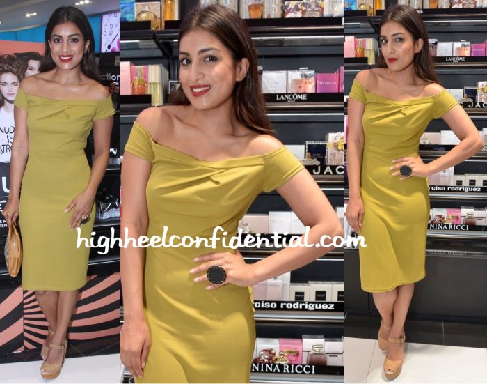 Pallavi Sharda At Sephora Launch