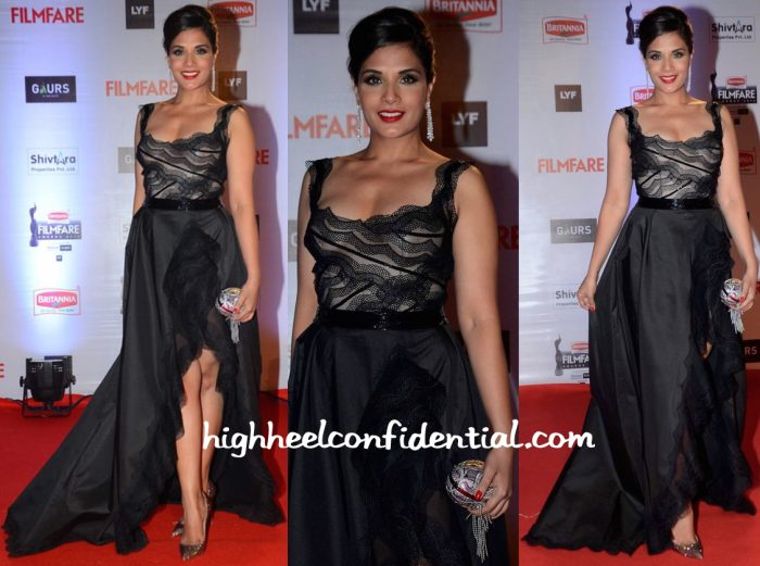 Richa Chadha In Hanna Touma At Filmfare Awards 2016-2