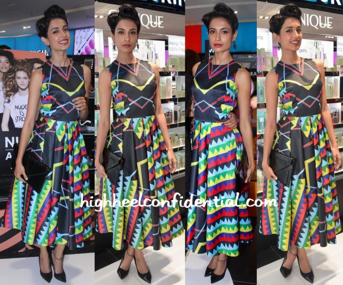 Sarah Jane Dias At Sephora Launch