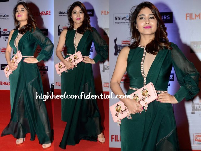 Shweta Tripathi At Filmfare Awards 2016-1