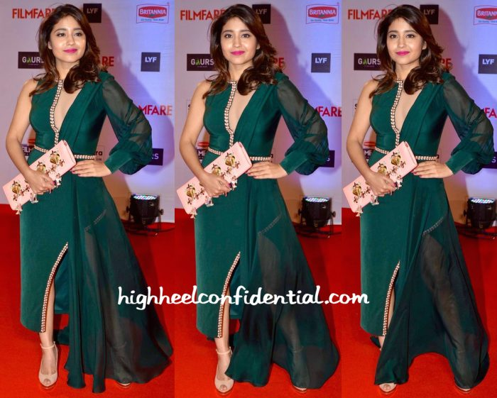 Shweta Tripathi At Filmfare Awards 2016-2