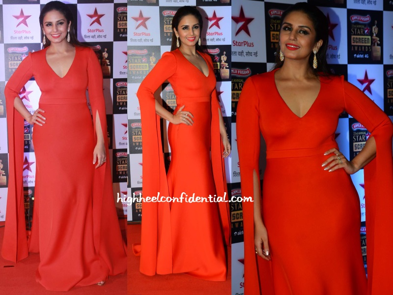 huma-qureshi-dolly-j-star-screen-awards-2016