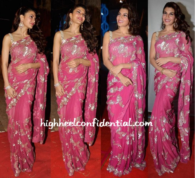 jacqueline fernandez in shehlaa at umang show 2016-1