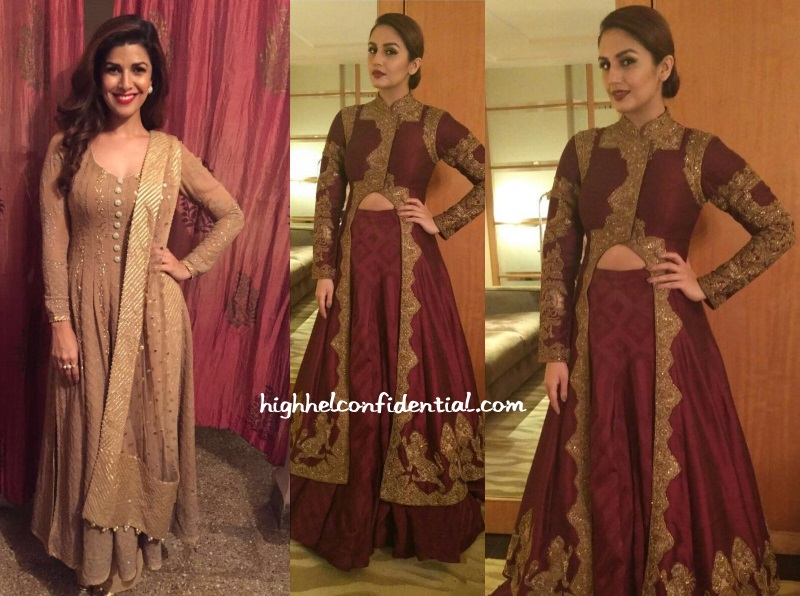 nimrat-kaur-huma-rimple-harpreet-airlift-wedding