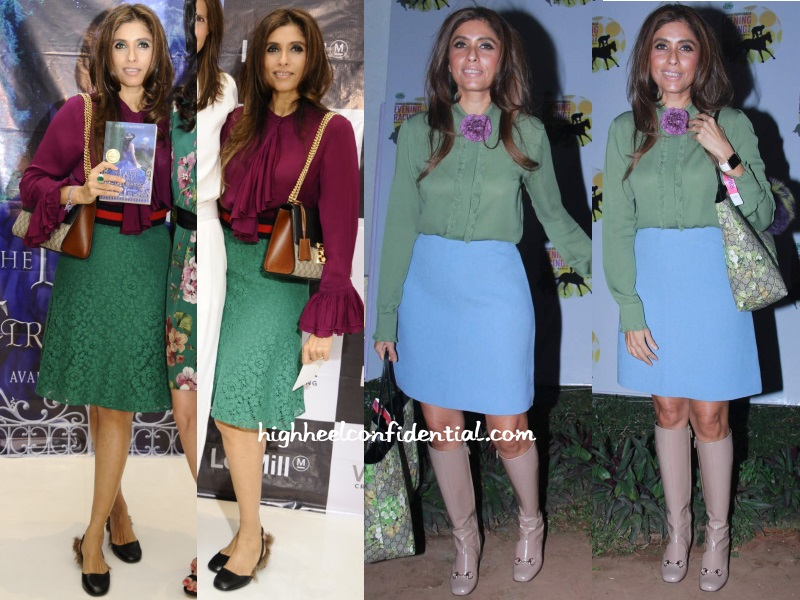 roohi-jaikishan-gucci-zavaray-race-farah-oomerbhoy-book-launch