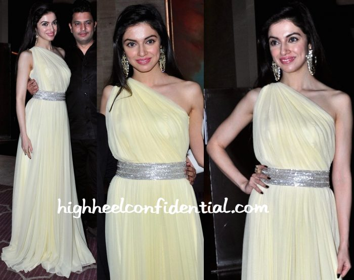 Divya Khosla Kumar Wears Vineti Bolaki To 'Sanam Re' Success Bash-2