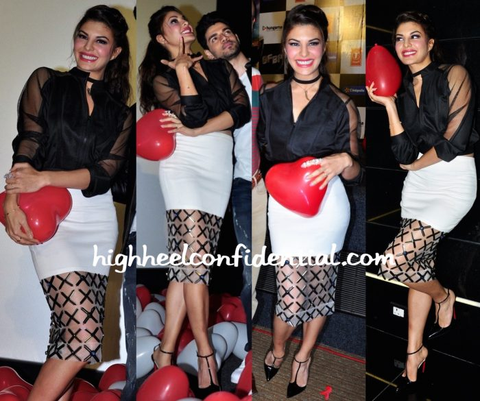 Jacqueline Fernandez At GF BF Song launch-2