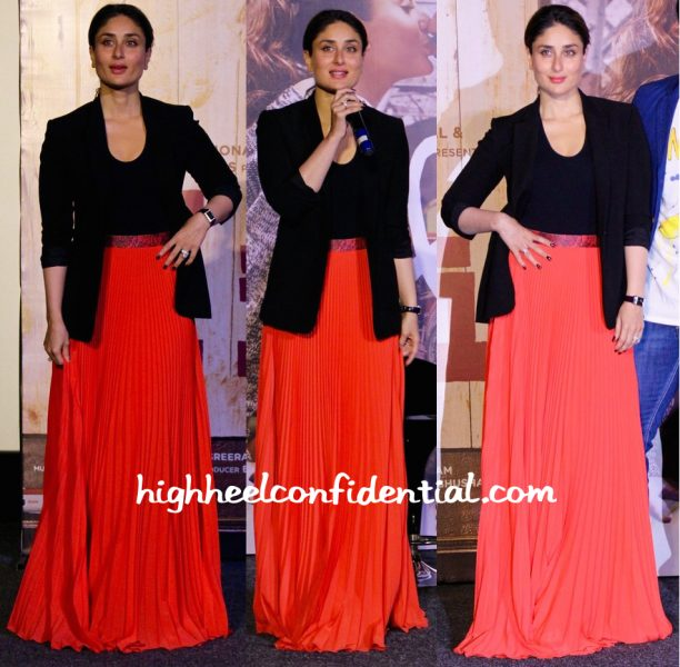 Kareena Kapoor In Christopher Kane At Ki And Ka Trailer Launch-1