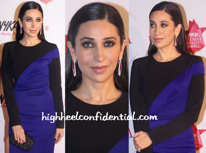 Karisma Kapoor At Femina Beauty Awards 2016-2