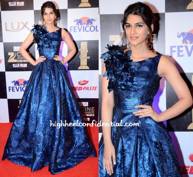 Kriti Sanon At Zee Cine Awards 2016-1