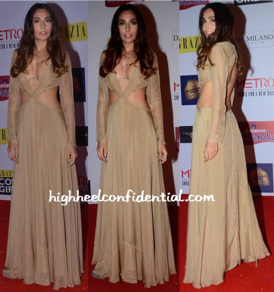 Monica Dogra In Deme By Gabriella At Grazia Cover Girl Hunt