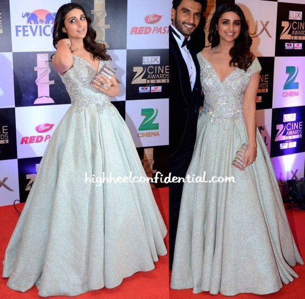 Parineeti Chopra At Zee Cine Awards 2016-1