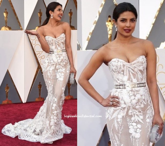 Priyanka Chopra In Zuhair Murad At The Academy Awards-1