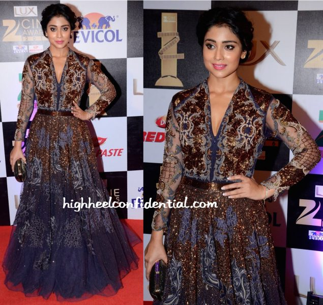 Shriya Saran At Zee Cine Awards 2016-1