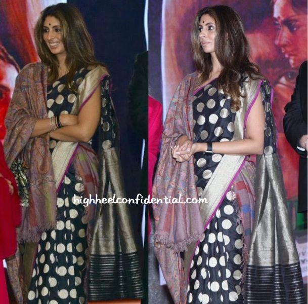 Shweta Bachchan At NDTV Indian Of The Year Awards-2