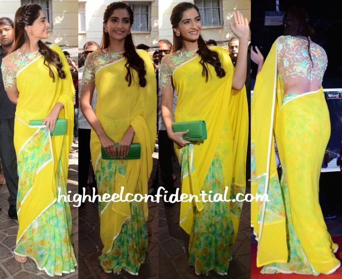 Sonam Kapoor Wears Abu Jani Sandeep Khosla To Neerja Promotions-1