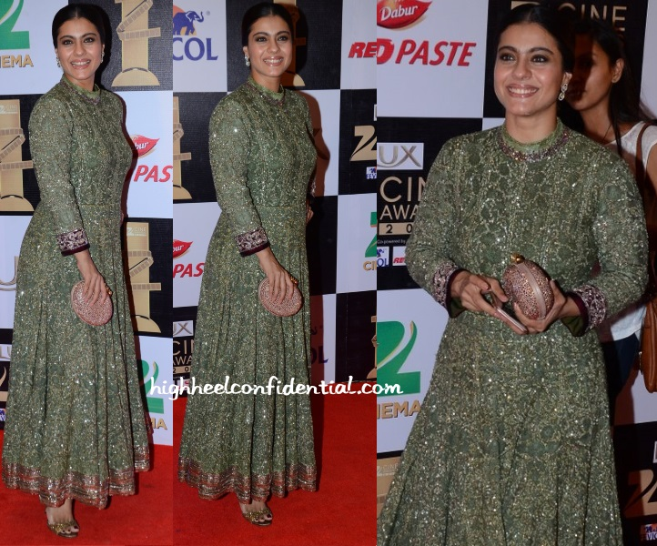 kajol-manish-malhotra-zee-cine-awards-2016