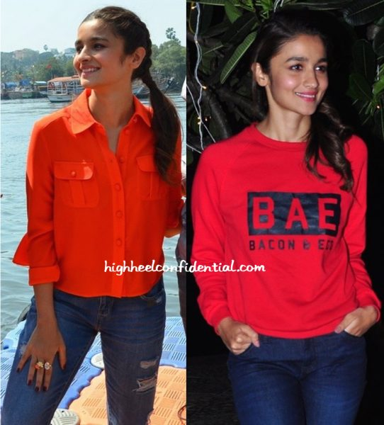 Alia Bhatt At Kapoor And Sons Promotions-2