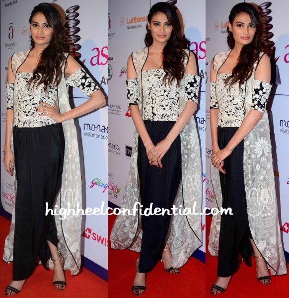 Athiya Shetty At AsiaSpa Awards 2016-1