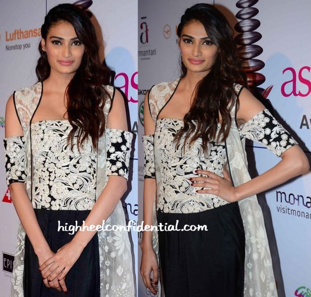 Athiya Shetty At AsiaSpa Awards 2016-2