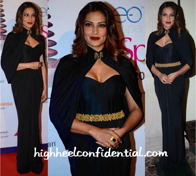 Bipasha Basu In Shantanu And Nikhil At AsiaSpa Awards 2016-1