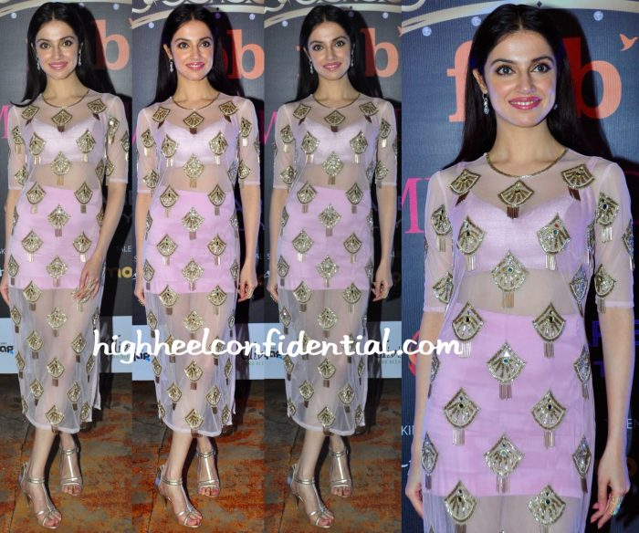 Divya Khosla Kumar At Femina Miss India 2016