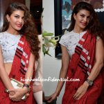Jacqueline Fernandez At Manish Malhotra's Dinner Party-2