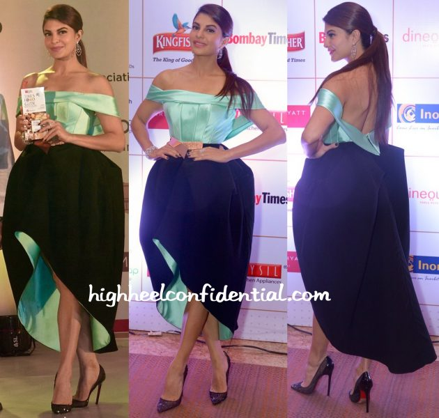 Jacqueline Fernandez At Times Food Awards 2016-1