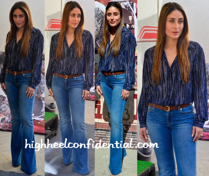 Kareena Kapoor Khan In Michael Kors At Ki And Ka Promotions-1