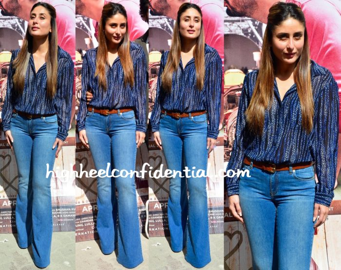 Kareena Kapoor Khan In Michael Kors At Ki And Ka Promotions-2