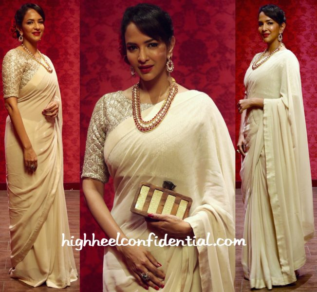 Lakshmi Manchu In Prathyusha Garimella At Magic Bus Charity Event In Hyderabad-1