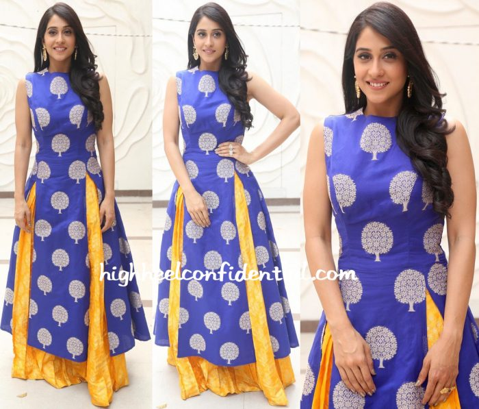 Regina Cassandra In Myrah At Shaurya Promotions-1