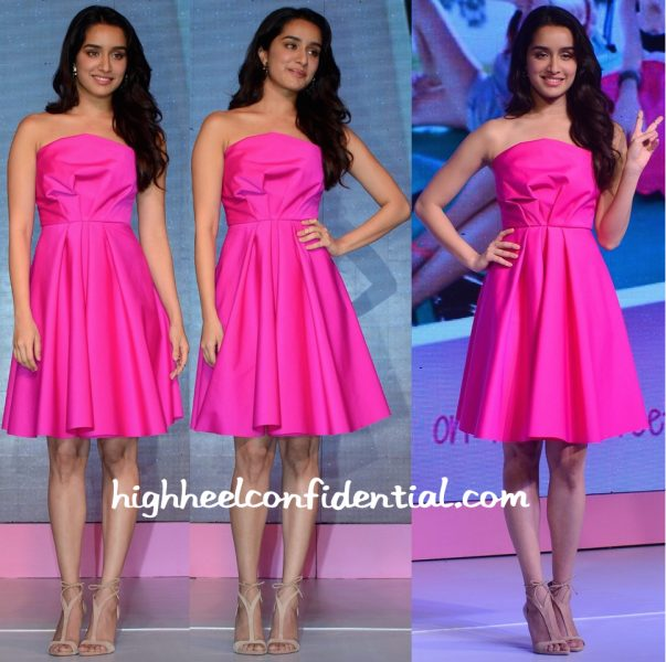 Shraddha Kapoor At An Event For Veet-1