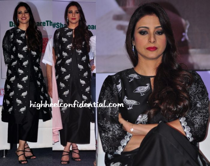 Tabu At An Event For Ariel-2