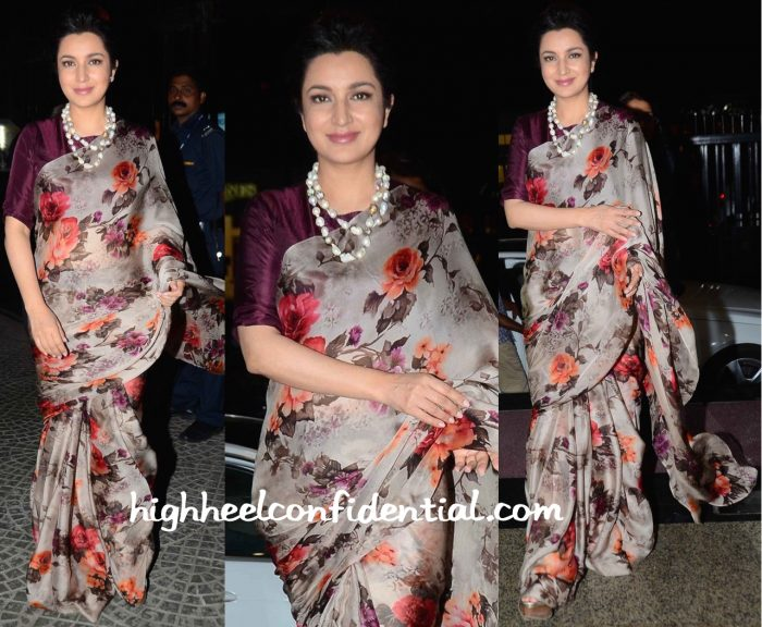 Tisca Chopra At Lions Club Awards-1