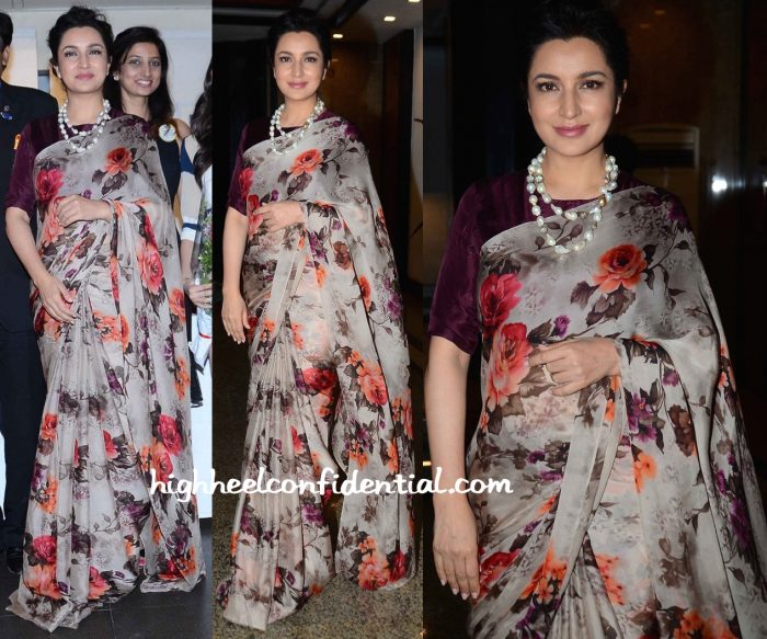 Tisca Chopra At Lions Club Awards-2