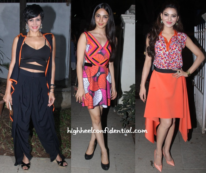 mandira-kiara-urvashi-esha-amin-collection-preview