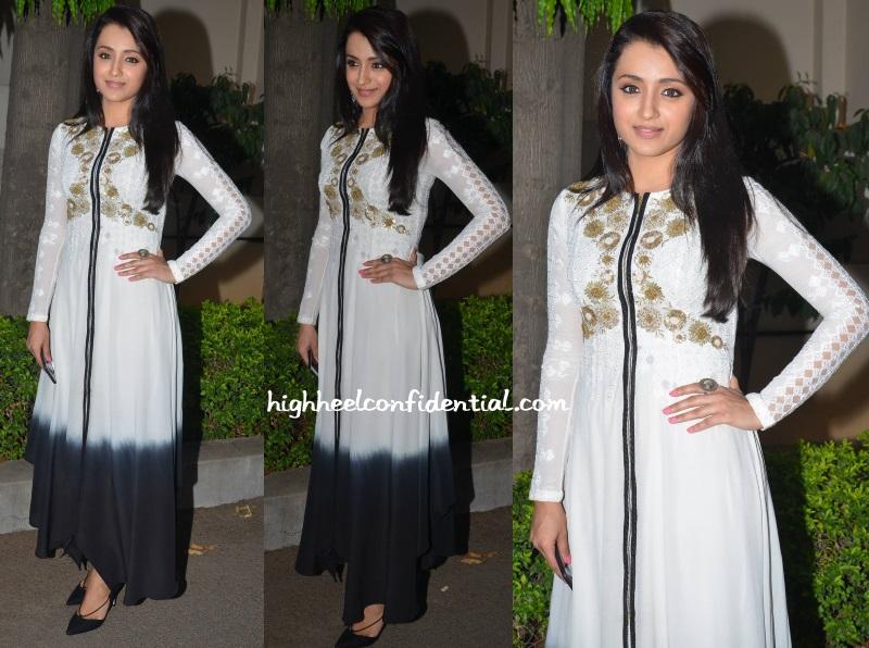 trisha-krishnan-kavita-bhartia-nayaki-trailer-launch