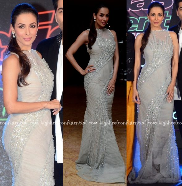 Malaika Arora Khan In Antonios Couture On India's Got Talent Sets-1