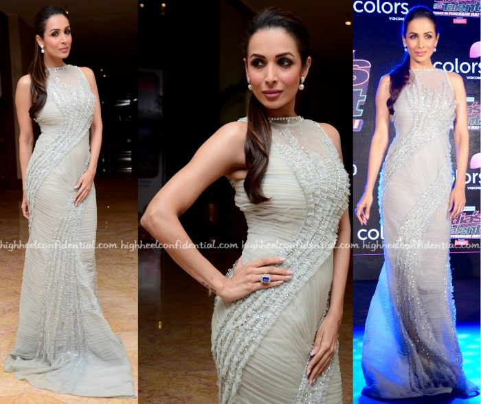 Malaika Arora Khan In Antonios Couture On India's Got Talent Sets-2