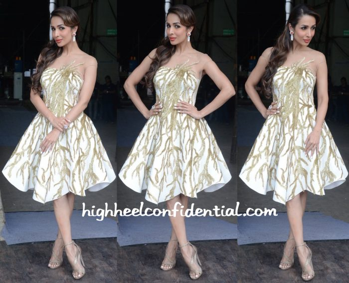 Malaika Arora Khan On 'India's Got Talent' Sets-2