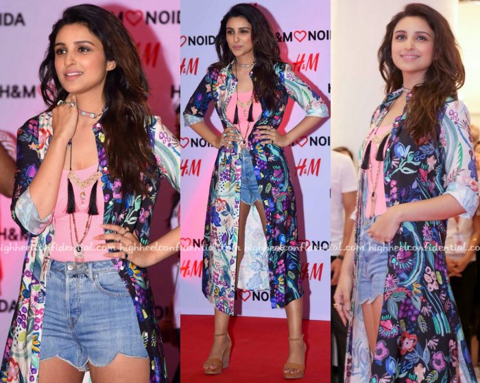 Parineeti Chopra At H&M Store Launch In Delhi-2