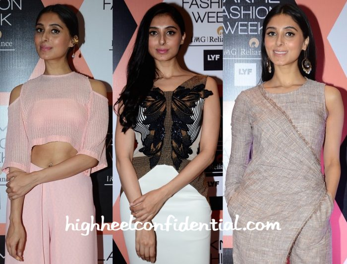 Pernia Qureshi At Lakme Fashion Week Summer Resort 2016-2