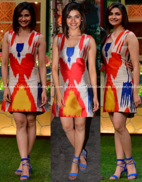 Prachi Desai Wears Osman To 'The Kapil Sharma Show' Sets For Azhar Promotions-1