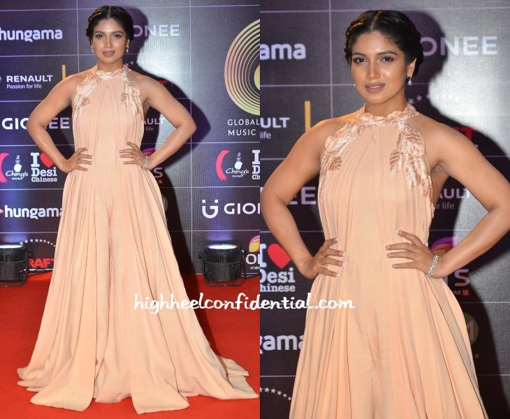 bhumi-pednekar-manish-malhotra-gima-awards-2016