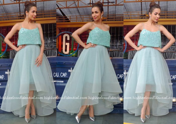malaika arora khan-india's got talent sets